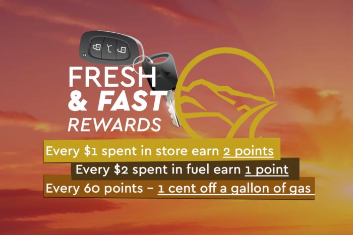 fresh and fast rewards cahuilla casino
